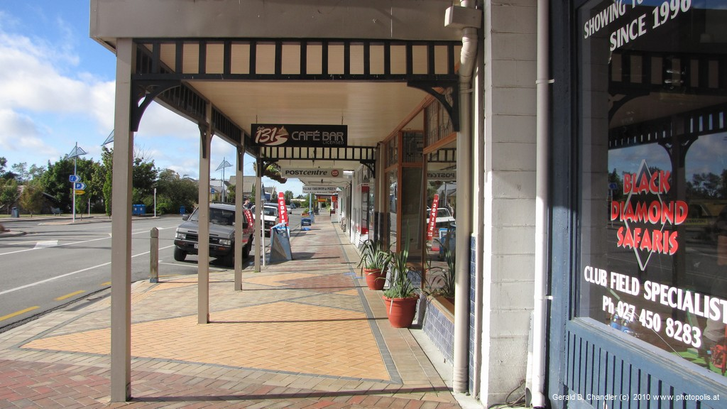 Downtown Methven